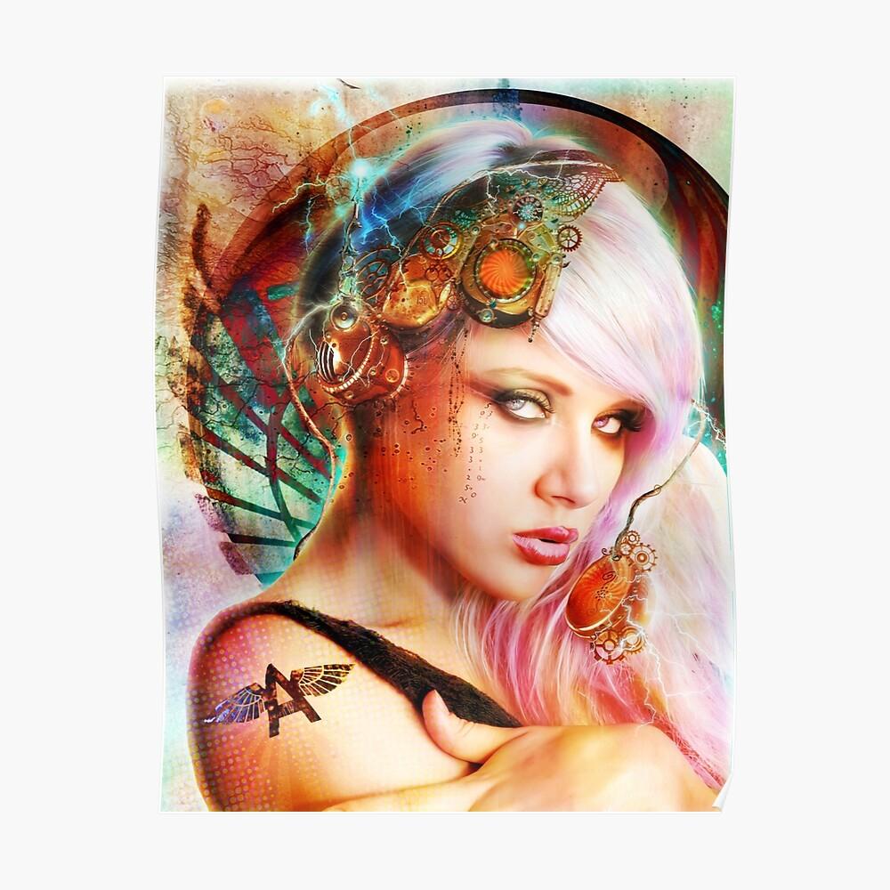 Astrid the Navigatrix Poster