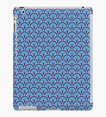 Fabric Texture Retro Style iPad Case/Skin