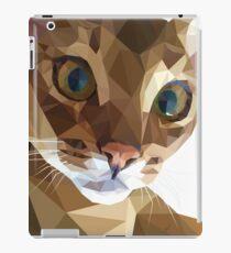 Abyssinian Cat iPad Case/Skin