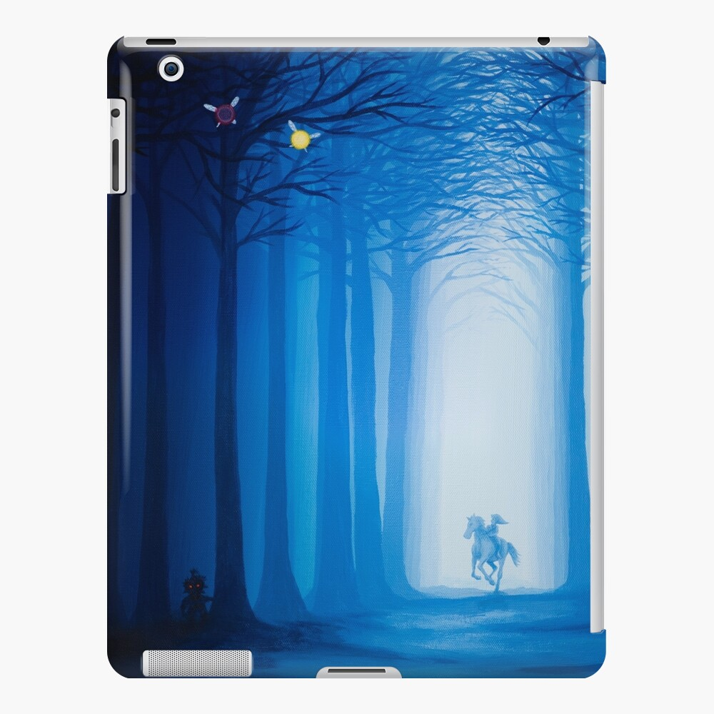 Horrible Fate iPad Case & Skin