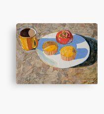 """Breakfast"" Canvas Print"