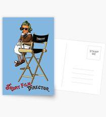 Short Film Director Postcards