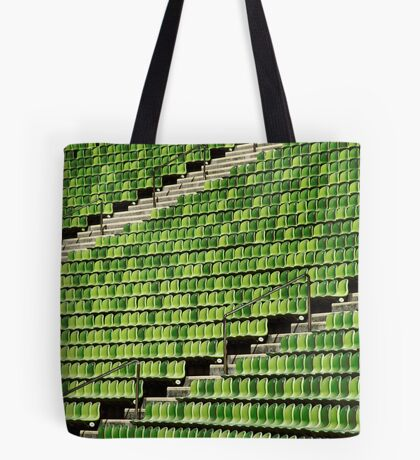 the green chair Tote Bag