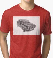 Volkswagen Golf GTi Tri-blend T-Shirt