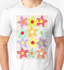DECORATIVE FLOWERS T-Shirt