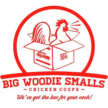 Big Woodie Smalls Chicken Coops by AngryMongo