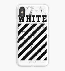 Off White Virgil Abloh Phone Case [Marble] iPhone Case/Skin