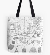beegarden.works 010 Tote Bag