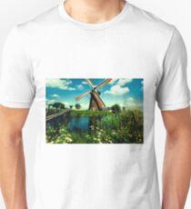 DUTCH WINDMILLS 03 Unisex T-Shirt