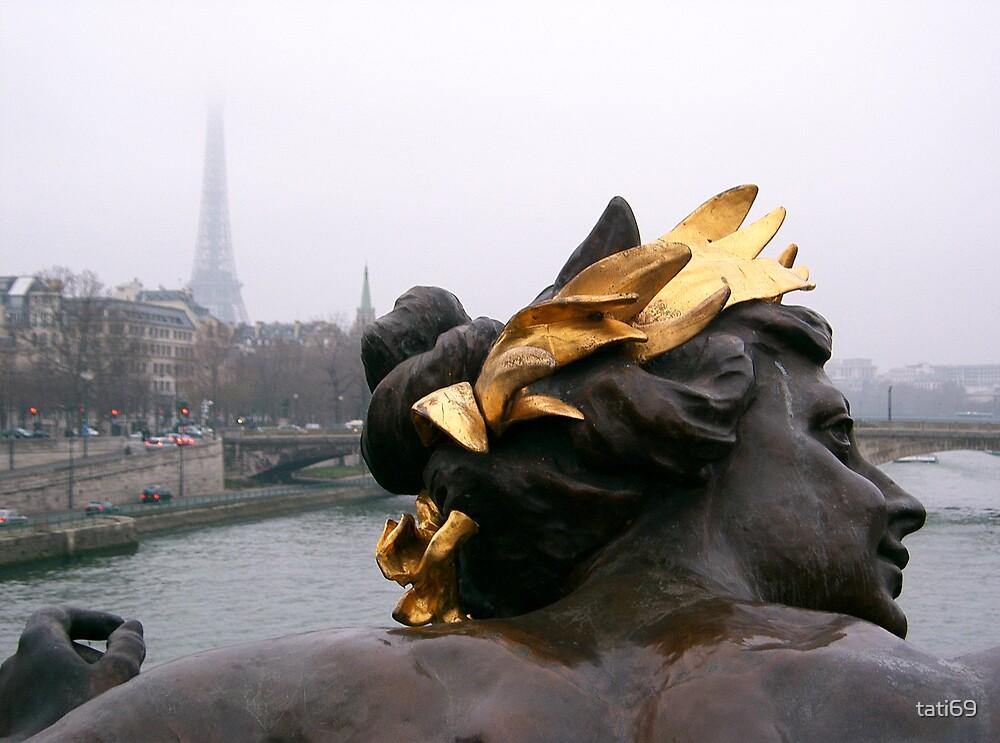 Paris: Pont Alexandre III by tati69