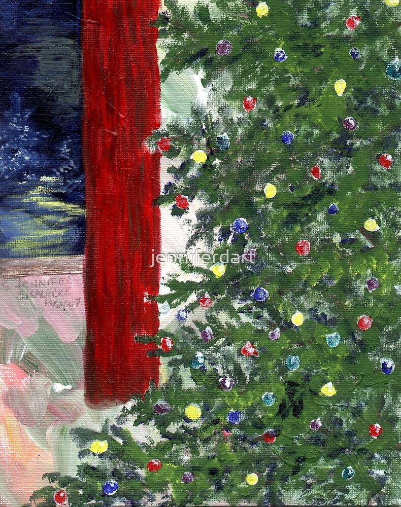 Christmas Tree by jenniferdart