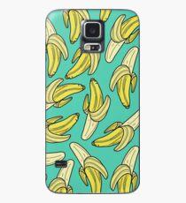 Banane - Jade Hülle & Klebefolie für Samsung Galaxy