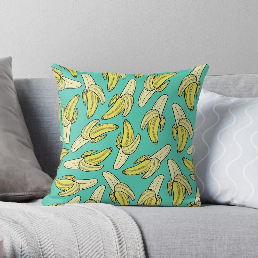 Banane - Jade Dekokissen