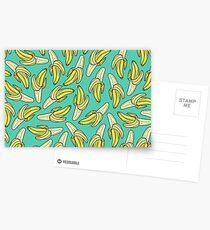 Banane - Jade Postkarten