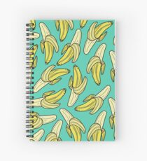 BANANA - JADE Spiral Notebook