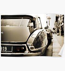 Citroën DS Poster