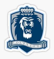 Old Dominion University Monarchs Sticker