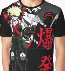 Bakugo Graphic T-Shirt