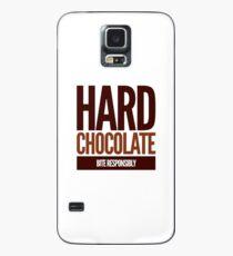 Hard Chocolate Bite Responsibly Case/Skin for Samsung Galaxy