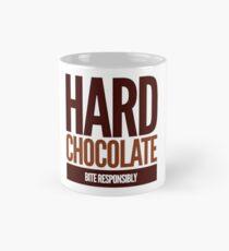 Hard Chocolate Bite Responsibly Mug