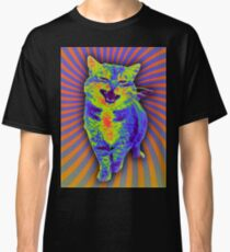 Psychedelic Kitty (Remaster) Classic T-Shirt