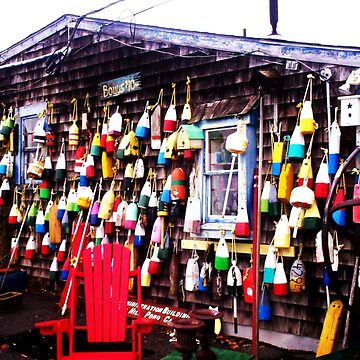 CAPE COD BUOYS $10 by traderjacks
