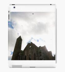 the historic rock of Cashel landmark iPad Case/Skin