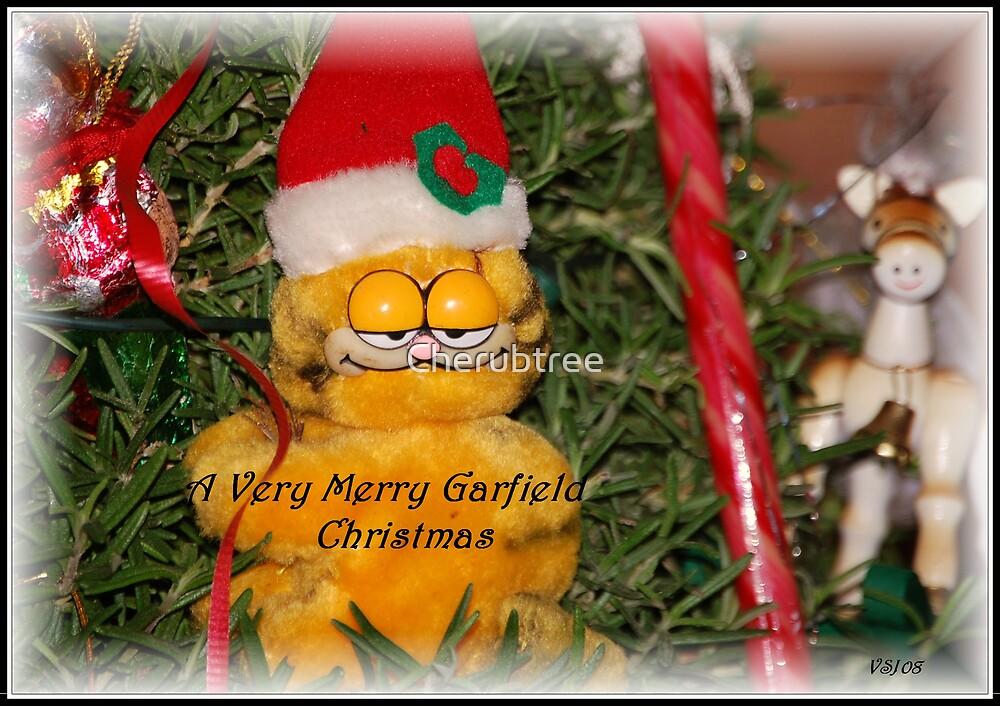 A Very Merry Garfield Christmas by Cherubtree