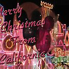 Merry Christmas from California by TLCGraphics