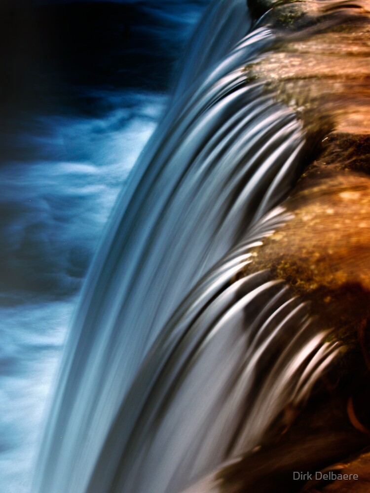 waterfall4 by Delbaere