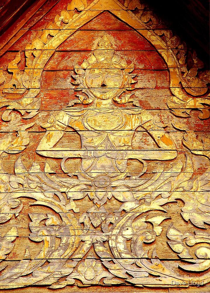 Ancient Artwork by Dave Lloyd