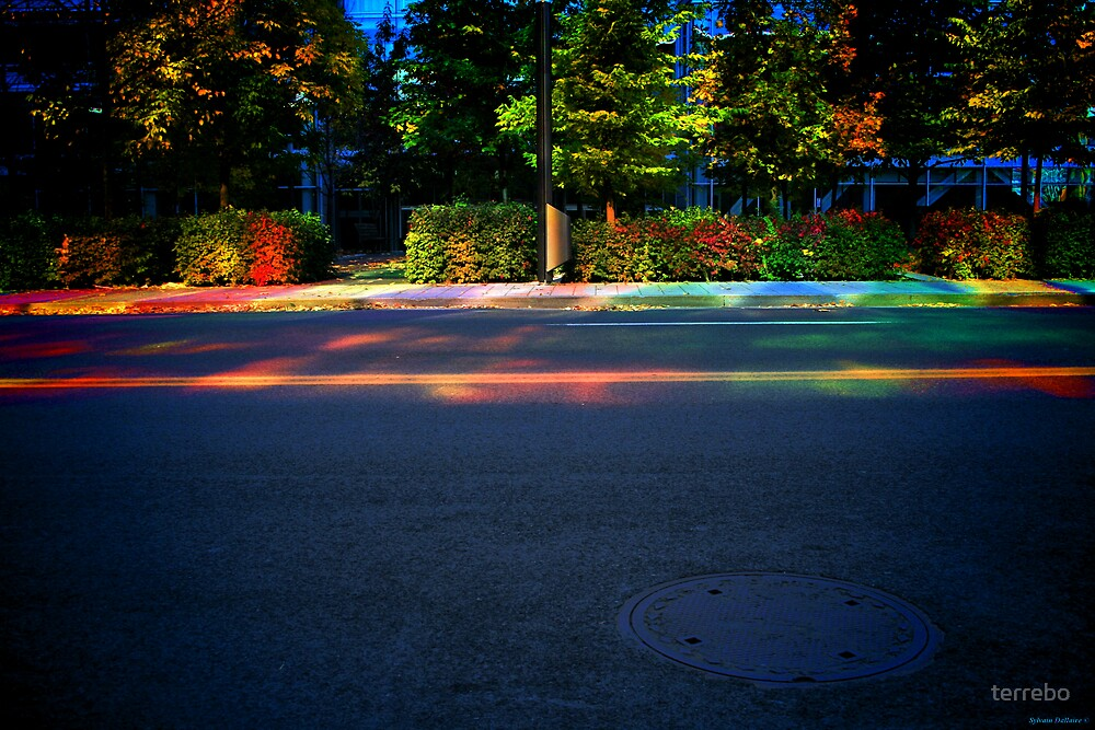 street color by terrebo