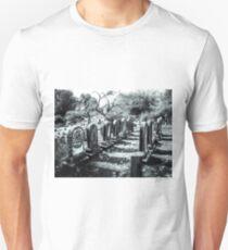 Fall Cemetery  T-Shirt
