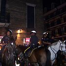 Nightly Action On Bourbon Street by Snoboardnlife