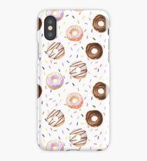 Donut design iPhone Case