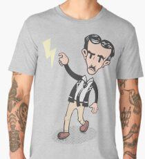 Nikola Tesla Men's Premium T-Shirt