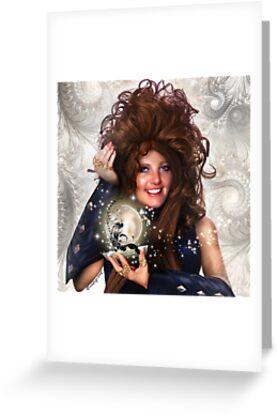 the Fractal Sorceress by navybrat