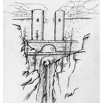 Tower Bridge by ommadon
