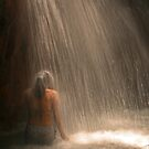 Girl Beneath the Fall by Peter Denness