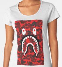 Red Shark XX Bape Women's Premium T-Shirt