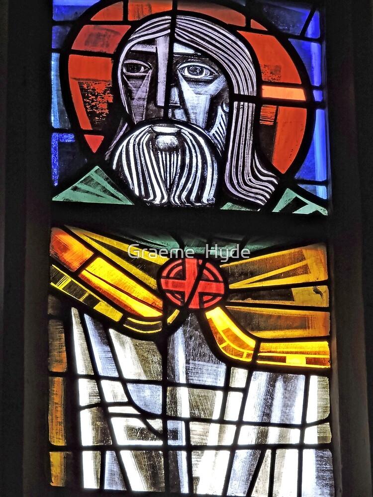 Window In St Truiden by Graeme  Hyde
