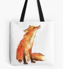 Fox Tote Bag