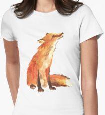 Fox Women's Fitted T-Shirt