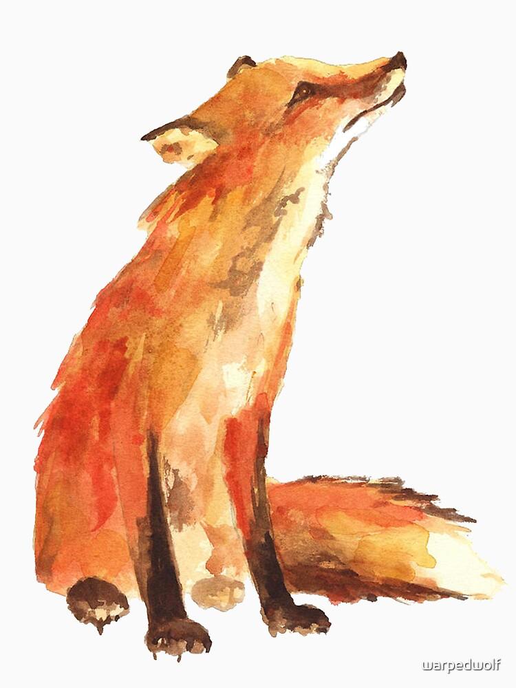 Fuchs von warpedwolf
