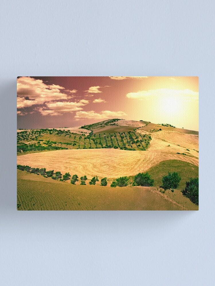 Alternate view of landscape Canvas Print