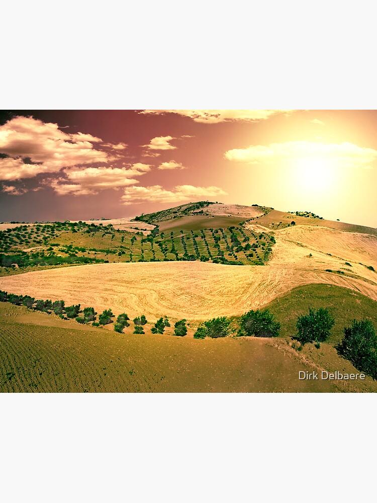 landscape by Delbaere