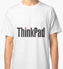 Thinkpad Logo Classic T-Shirt