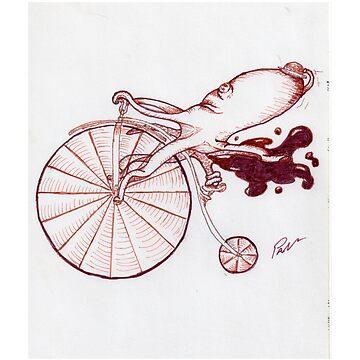 Octo-bike by ommadon