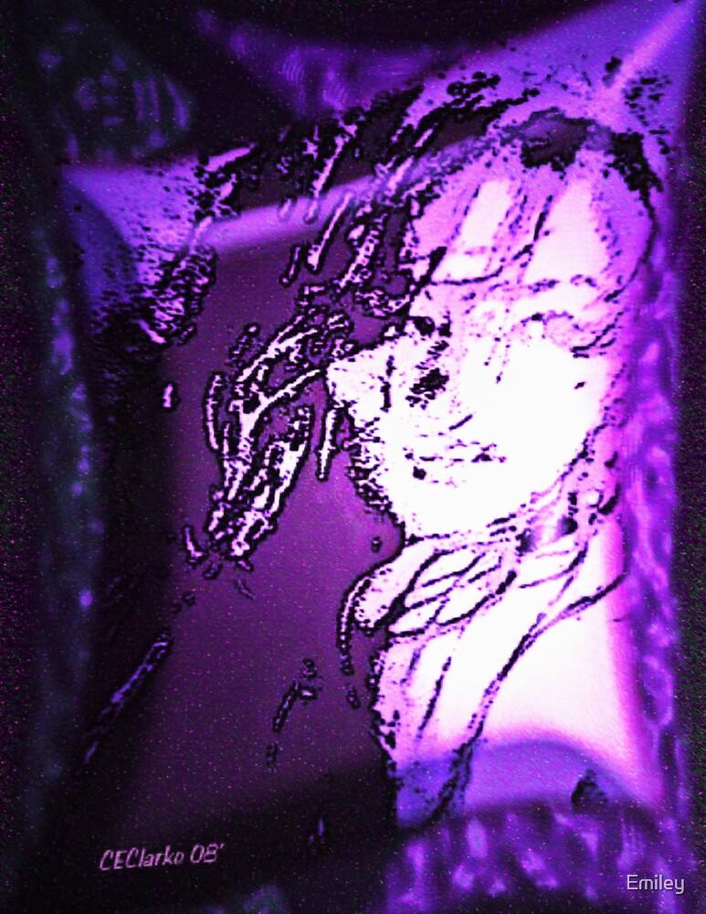 Purple Haze Masquerade  by Emiley