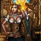 A Steampunk Tale by George Patsouras